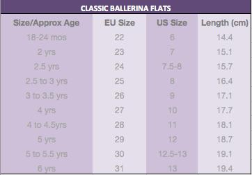 Classic Ballerina Flats