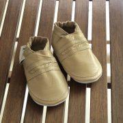 camel beige penny loafer