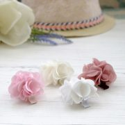 classics - ivory, rosy mauve, white, light pink