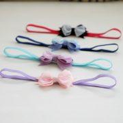 Petite Double Bow Headband