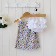Lily Mini Bright Flowers & White Set