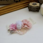 Classic Pink & Lace Couture